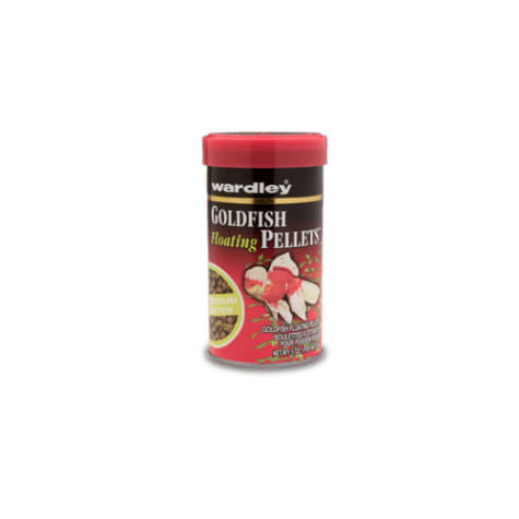 Wardley Goldfish TEN Food Pellets