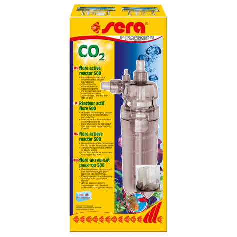 Sera Flore 500 CO2 Active Reactor