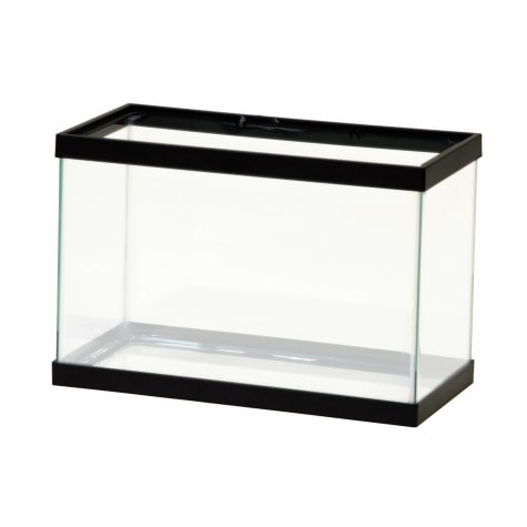 Aqueon Standard Glass Aquarium Tank 2.5 Gallon
