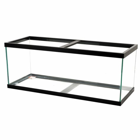 Aqueon Standard Glass Aquarium Tank 55 Gallon