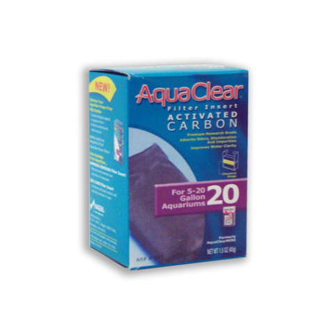 AquaClear Filter Insert Activated Carbon 20