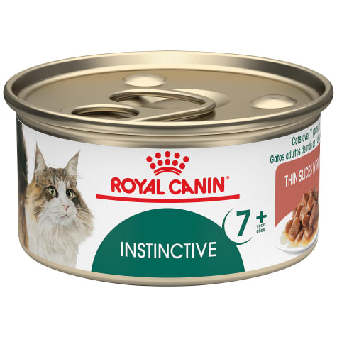 Royal Canin Instinctive 7+ Years Thin Slices in Gravy Wet Cat Food