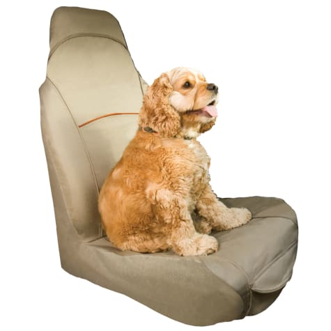 Kurgo CoPilot Dog Khaki Seat Cover