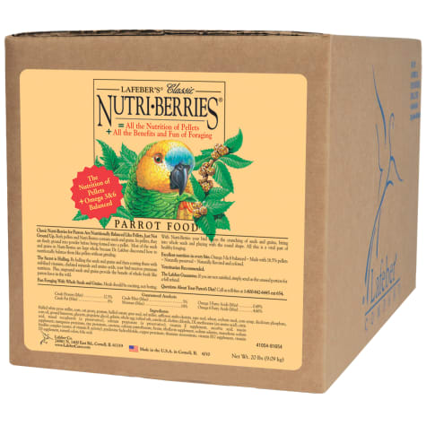 Lafeber's Nutri-Berries Parrot Food