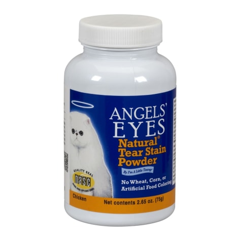 Angels' Eyes Natural Tear Stain Remover for Cats