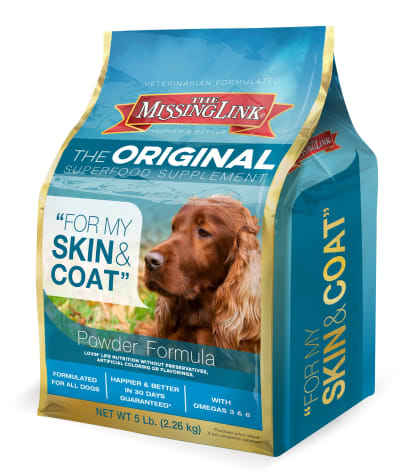 The Missing Link Original Superfood Skin & Coat Supplement for Dogs