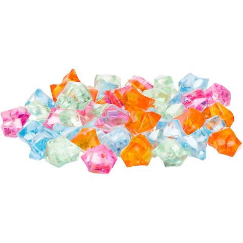 Petco Aquarium Neon Bright Gems Gravel Accents