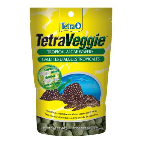 TetraVeggie Algae Wafers