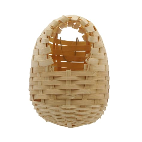 Hagen Living World Bamboo Bird Nest For Finches