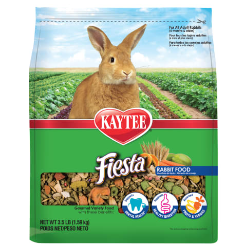 Kaytee Fiesta MAX Food for Rabbits