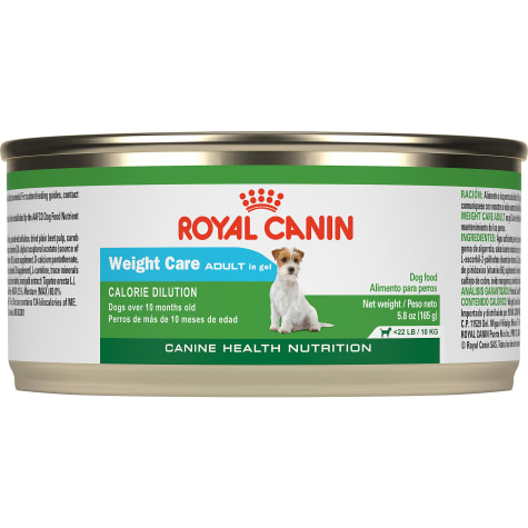 Royal Canin Canine Health Nutritionadult Weight Care In Gel Wet Dog Food