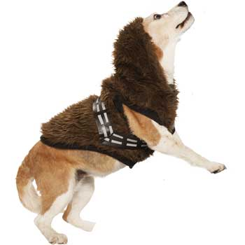 STAR WARS Chewbacca Dog Hoodie