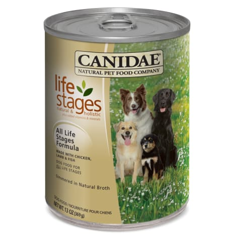 CANIDAE All Life Stages Chicken, Lamb & Fish Wet Dog Food