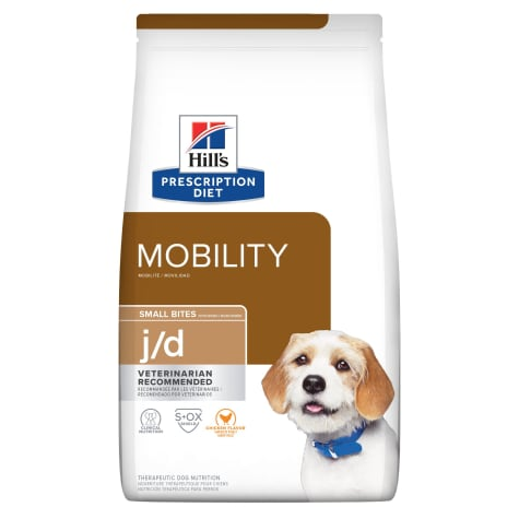 Hill's Prescription Diet j/d Joint Care Small Bites Chicken Flavor Dry Dog Food