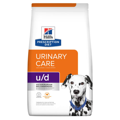 Hill's Prescription Diet u/d Urinary Care Original Dry Dog Food