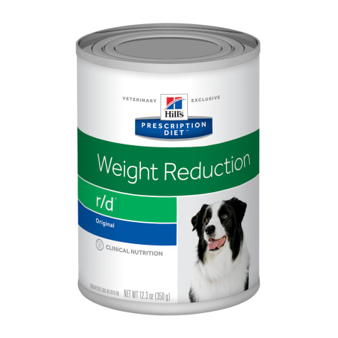 Hill's Prescription Diet r/d Weight Reduction Original Canned Dog Food