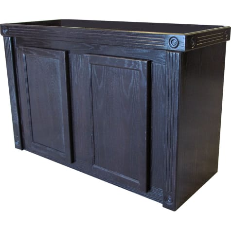 R&J Enterprises 48X18 Black Oak Empire Series 75/90/110 Cabinet