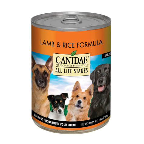 CANIDAE All Life Stages Lamb & Rice Wet Dog Food