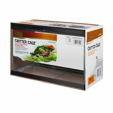 Zilla Critter Cage 5.5 Gallon
