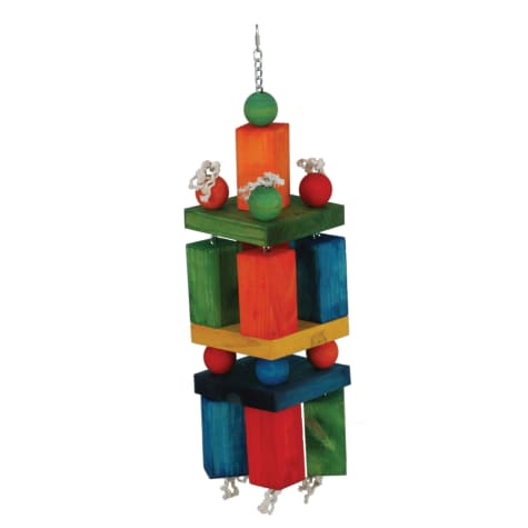 Caitec Building Blocks Bird Toy