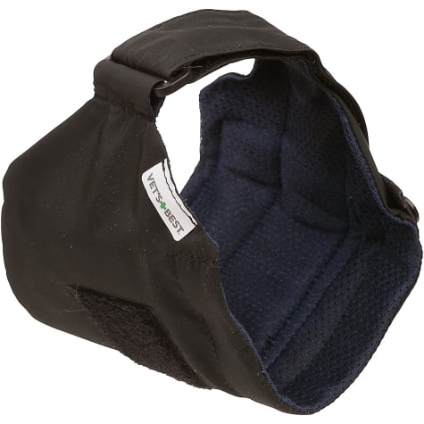 Vet's Best Perfect-Fit Washable Male Dog Wrap