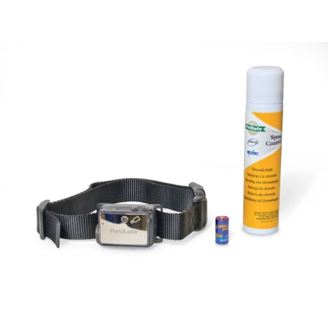 PetSafe Elite Big Dog Spray Bark Control Collar