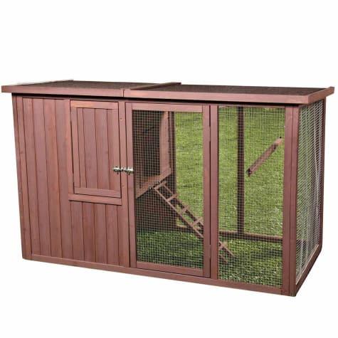 WARE Premium + Chick-N-Cottage Chicken Coop