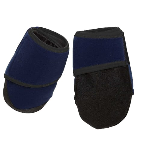 HEALERS Medical Dog Boots with Gauze Pads