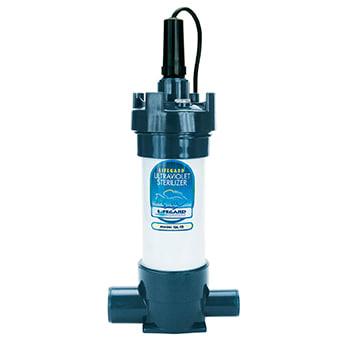 Lifegard Aquatics QL UV Water Sterilizer, 15 Watts