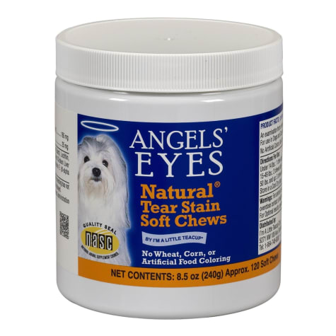 Angels' Eyes Natural Soft Chew Tear Stain Remover