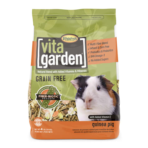 Higgins Vita Garden Guinea Pig Food