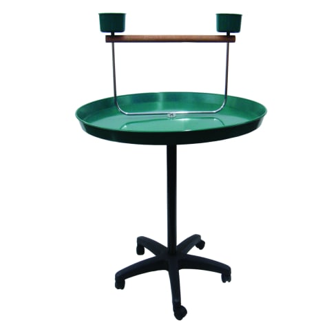 YML Green Parrot Stand