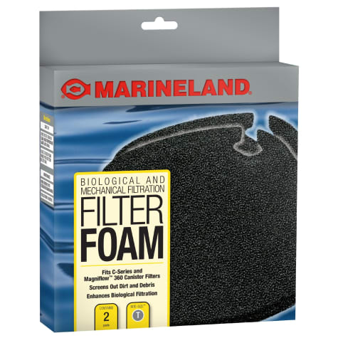 Marineland Foam Fits C-360 canister filters