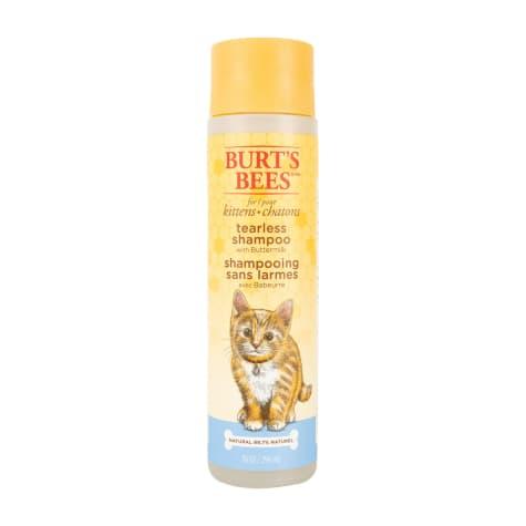Burt's Bees Natual Buttermilk Tearless Kitten Shampoo