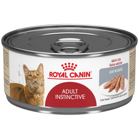 Royal Canin Adult Instinctive Loaf in Sauce Wet Cat Food