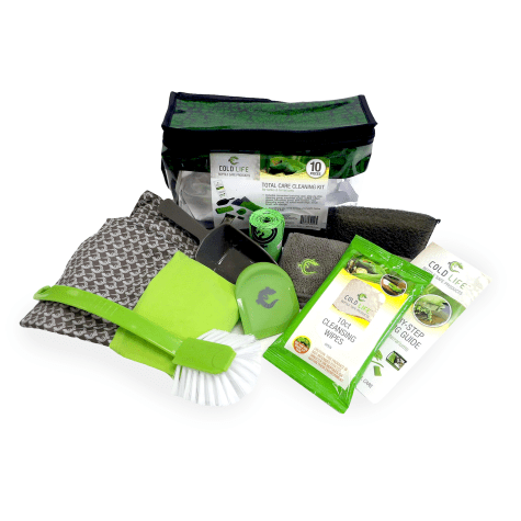 Cold Life 10 Piece Reptile Tank Cleaning Kit