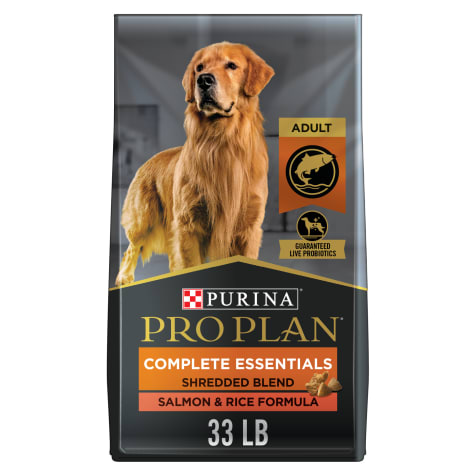 Purina Pro Plan Savor Shredded Blend Salmon & Rice Dog Food