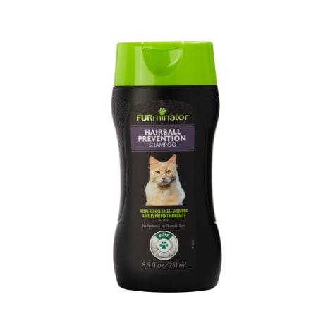 FURminator Hairball Prevention Cat Shampoo
