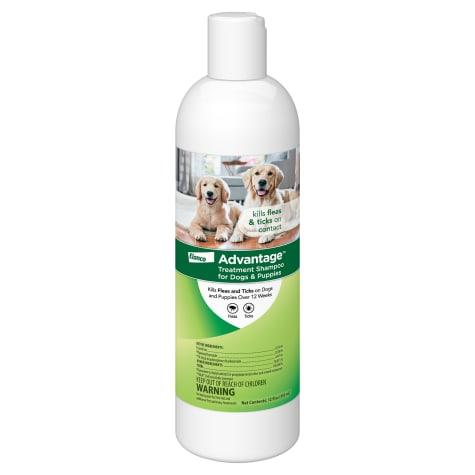 Advantage Flea & Tick Treatment Shampoo for Dogs & Puppies