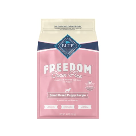 Blue Buffalo BLUE Freedom Grain-Free Small Breed Puppy Chicken Recipe Dry Dog Food