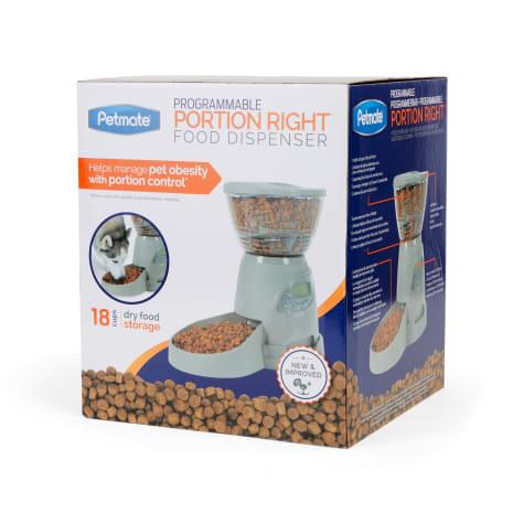 Petmate Programmable Pet Feeder, 5 lbs.