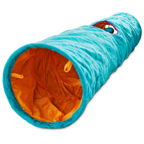 Leaps & Bounds Crinkle Cat Tunnel
