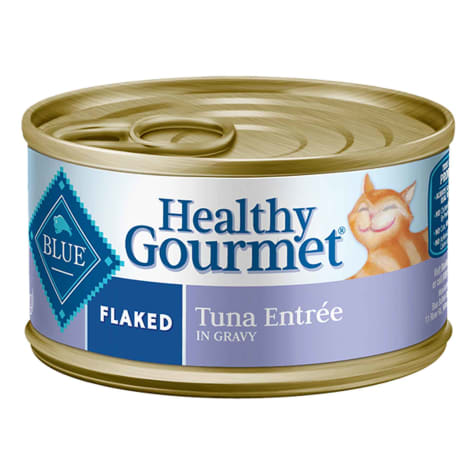 Blue Buffalo Blue Healthy Gourmet Flaked Tuna Entree Wet Cat Food