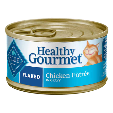 Blue Buffalo Blue Healthy Gourmet Flaked Chicken Entree Wet Cat Food