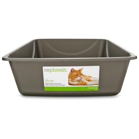 So Phresh Open Litter Box