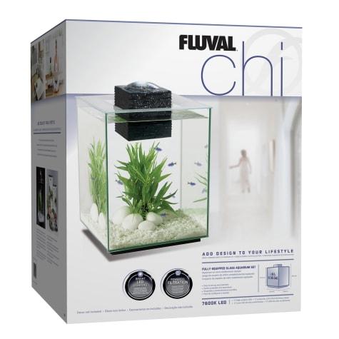 Fluval Chi Aquarium Kit, 5 Gallons