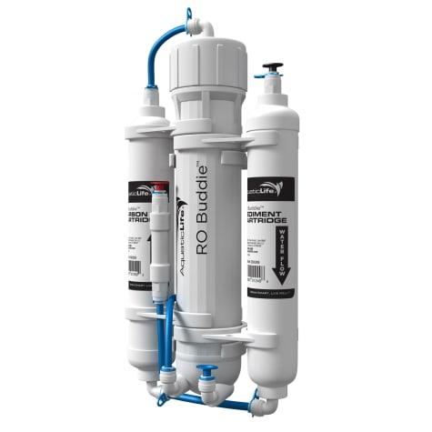 Aquatic Life RO 50 Gallon Buddie 3-Stage Reverse Osmosis System