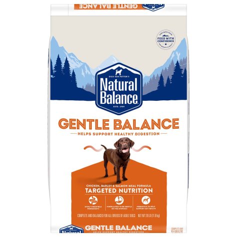 Natural Balance Prebiotics Synergy Chicken Meal & Salmon Meal Dry Dog Food