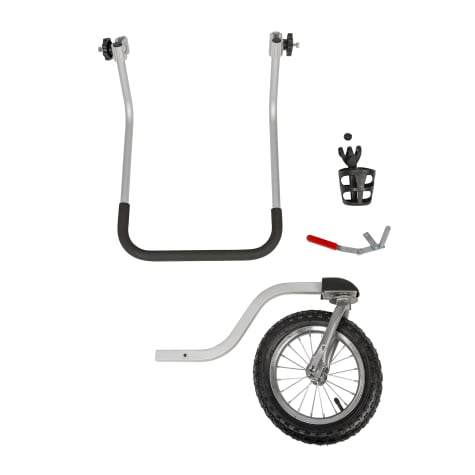 PetSafe Happy Ride Red Dog Stroller Kit