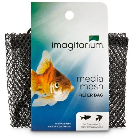 Imagitarium Media Mesh Filter Bag